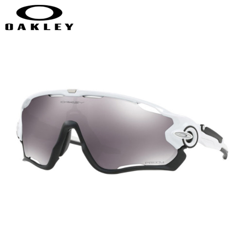 [OAKLEY][오클리] Jawbreaker/POLISHED WHITE-PRIZM BLACK
