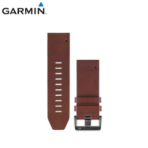 [가민] 퀵핏 QuickFit 26mm Leather Band (fenix 5X)