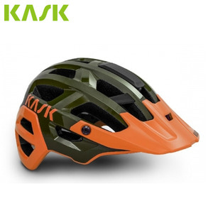 [KASK][카스크] 렉스 Orange/Dark Green