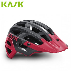 [KASK][카스크] 렉스 Cherry/Dark Grey